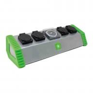 LUMii 4 Socket Contactor Timer