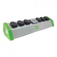 LUMii 6 Socket Contactor Timer