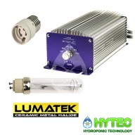 LUMATEK 315W CMH BALLAST LAMP AND E40/PGZ18 KIT