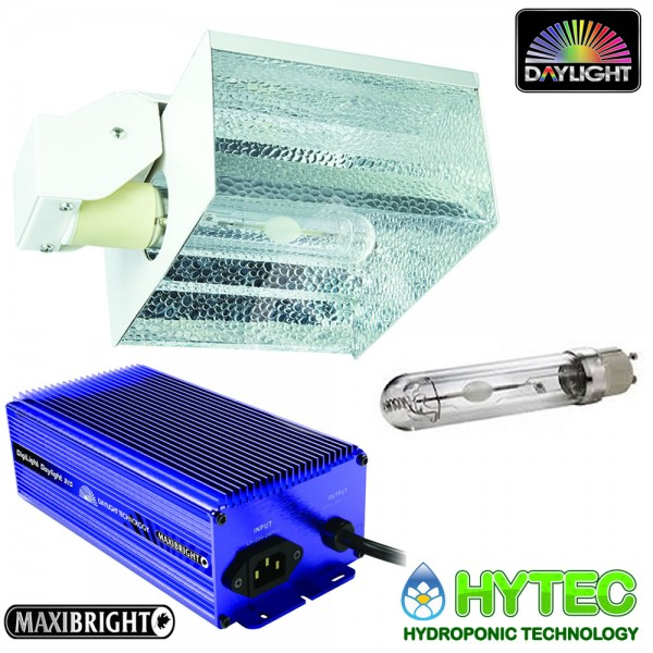 MAXIBRIGHT DAYLIGHT 315W BALLAST PHILIPS BULBS HORIZON WIDE-ANGLE KIT