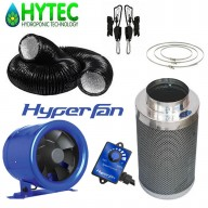Phresh Filter kits with Phresh Hyper Fan