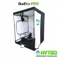 BUDBOX PRO XL - 1.5M X 1.5M X 2.0M OR 2.2M - GROW TENT WHITE