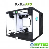 BUDBOX PRO TITAN PLUS - 2.4M X 2.4M X 2.0M OR 2.2M - GROW TENT WHITE