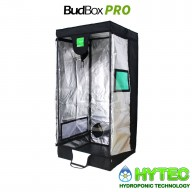 Budbox Pro 1.0m x 1.0m x 1.8m Hydroponics Reflective White Mylar Grow Room Tent