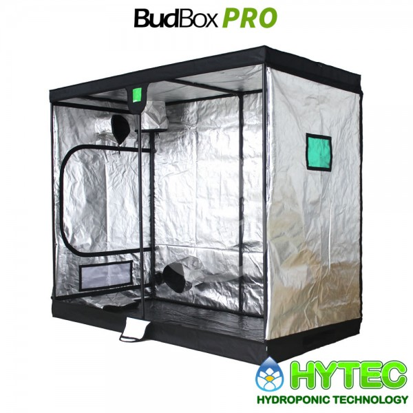 BUDBOX PRO XXL - 1.2m x 2.4m x 2.0m OR 2.2m - GROW TENT  sc 1 st  Hytec Horticulture & Budbox Tents - Grow Your Favourite Choice Crop Indoors And Hassle Free