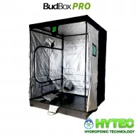 BUDBOX PRO XL PLUS- 1.5m x 1.5m x 2.0m OR 2.2m - GROW TENT SILVER