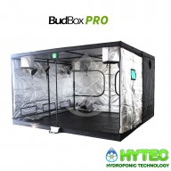 BUBOX PRO TITAN 2 - 2.4m x 3.6m x 2.0m OR 2.2m - GROW TENT SILVER