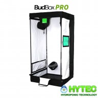 BUDBOX PRO MEDIUM - 0.75M X 0.75M X 2.0M - GROW TENT WHITE