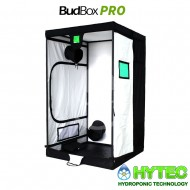 BUDBOX PRO XL- 1.2M X 1.2M X 2.0M OR 2.2M - GROW TENT WHITE