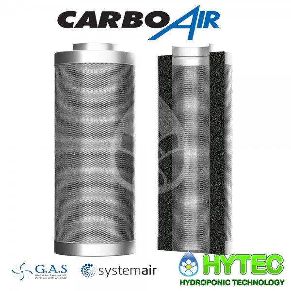 CarboAir™ 50 Filter kits with RVK fan