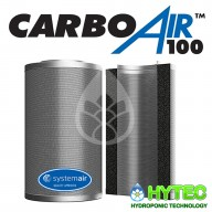 CARBOAIR 100 250MM X 1000MM 5800M3/H
