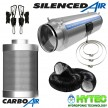 CarboAir™ filter kits with Revolution Silenced Fan