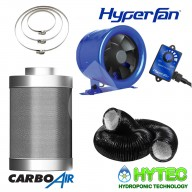 CarboAir™ HyperFan Filter Kits