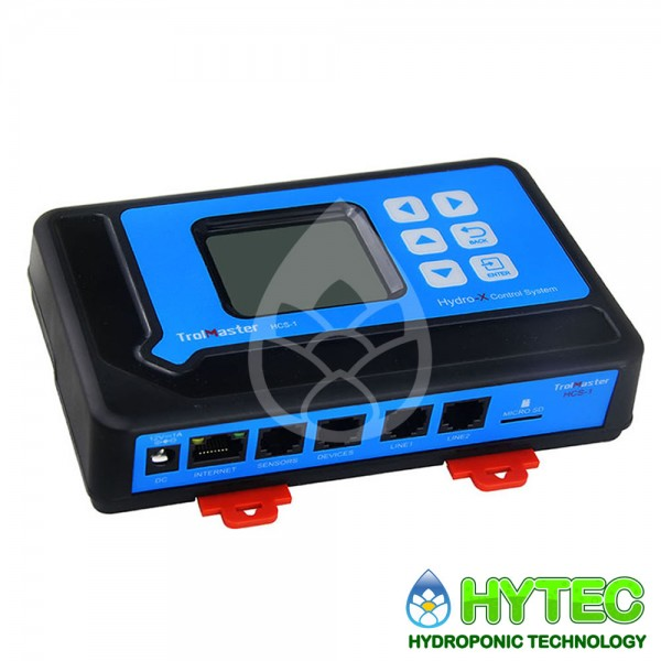 HYDRO-X ENVIRONMENT CONTROL SYSTEM