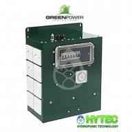 Green Power Commercial 12-Way + 4 Non-Timed Sockets Contactor Grow Light Controller