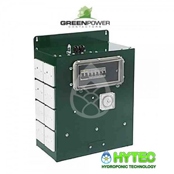 Green Power Commercial 16-Way Contactor Grow Light Controller