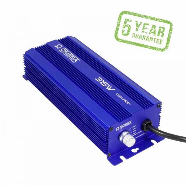 OMEGA CDM DIMMABLE BALLAST 315W AGRO DUAL SPECTRUM LIGHTING KIT