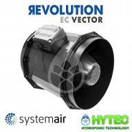250 MM SYSTEMAIR REVOLUTION EC VECTOR 1822M³/H