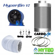 CARBOAIR™ HYPERFAN V2 FILTRATION KITS