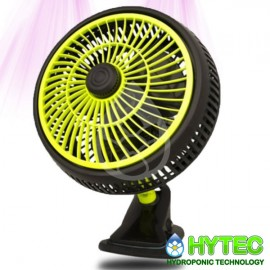 Oscillating Clamp Fan - 20W - 25cm -Garden HighPro