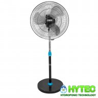 "RAM 450MM HEAVY DUTY PEDESTAL FAN (18"") - 4 SPEED"