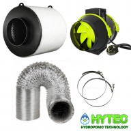 GARDEN HIGHPRO FILTRATION KIT 5 INCH - 125MM