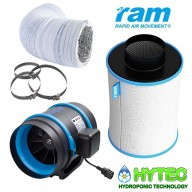 RAM FILTER KITS WITH RADAIR FAN