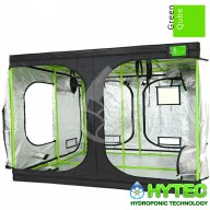 Green-Qube GQ300L (New) - 3.0m x 3.0m x 2.2m - Grow Tent Silver