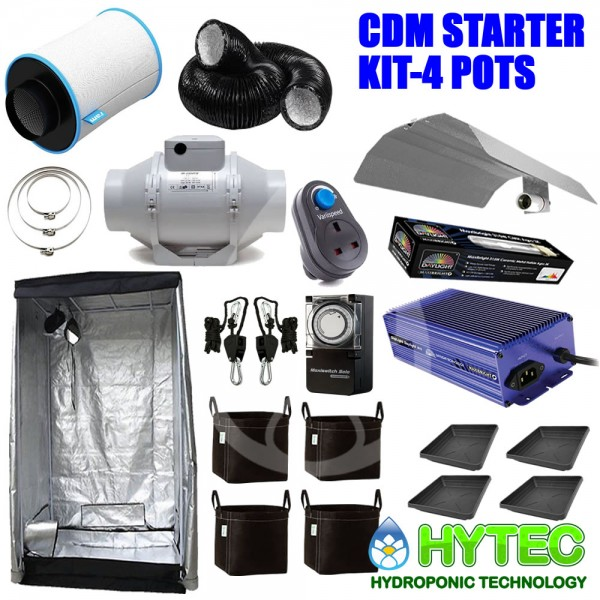 CDM 315W-4POT STARTER KIT