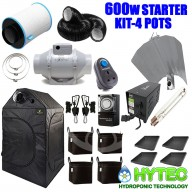 600W-4 POT ROOF TENT STARTER KIT