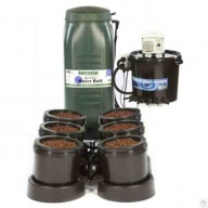 IWS Flood & Drain 6 pot system