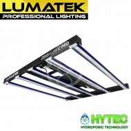 LUMATEK ZEUS 465W COMPACT PRO LED GROW LIGHT
