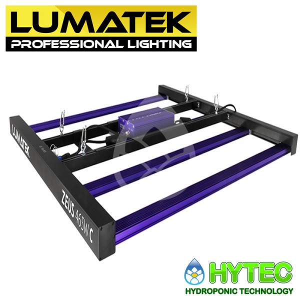 LUMATEK ZEUS 465W COMPACT PRO LED GROW LIGHT