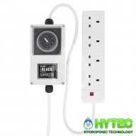 LUMii BLACK 4-WAY CONTACTOR TIMER