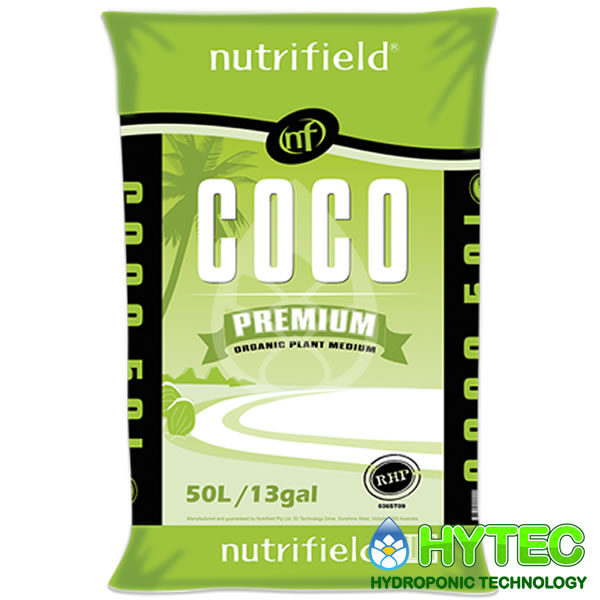 NUTRIFIELD COCO PREMIUM, ORGANIC PLANT SUBSTRATE