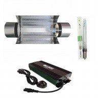 "CoolTube 6"" 600w Digital Dimmable light kit"