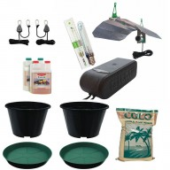 Hand feed 2 pot Kit