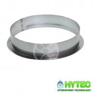 "DUCTING WALL FLANGE 4"" (100MM)"