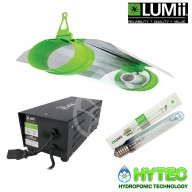 "CoolTube 125mm/5"" 600w Lumii Compact light kit"