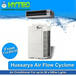 Hussarya are experts in Air Conditioning offering a wide range of systems to suit any size of indoor garden. Perfect for closed loop systems. Can be fitted by a covert Hussarya engineer. Available at Hytec Hydroponics. If you cant stand the heat any longer, call in store for a private consultation and get more info, our helpful and experienced staff are more than happy to help you.  #hussarya #airconditioning #growrooms #environment #hytec #hydroponics #ukgrowshop #sheffield #uk420 #growyourown #chesterfield