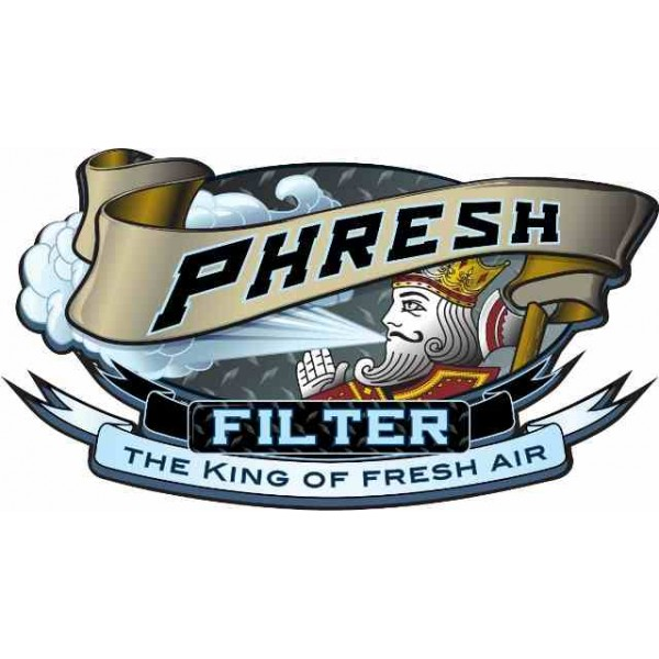 "6"" PHRESH® FILTER 150MM X 300MM 600 M³/HRr"