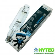 Powerplant 600w Superveg metal halide bulb