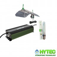 LUMii Euro DIGITA 250/400w/600/660w Switchable Digital Ballast light kit