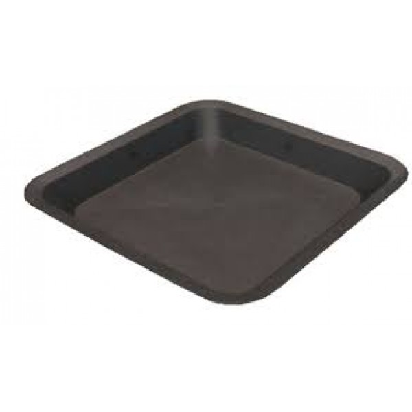 Square Plant Pot Saucers Trays 300mmx300mmx30mm
