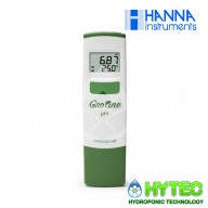 GROLINE WATERPROOF HYDROPONIC PH & TEMPERATURE TESTER