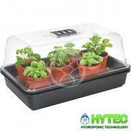 Stewart Medium Heated Propagator (38cm x 24cm x 21.5cm)