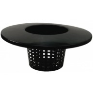 "6"" Mesh basket bucket lid"