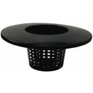 """6"""" Mesh basket bucket lid"""
