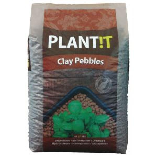 PLANT!T Clay Pebbles 45L Bag