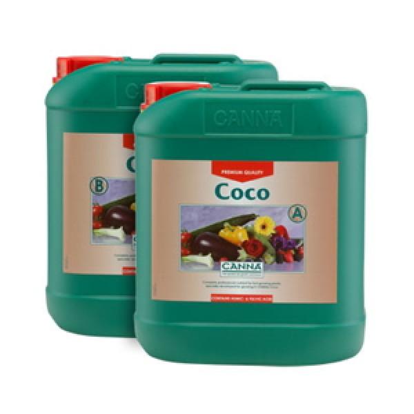 Canna Coco A&B 10 Litre (Ltr)